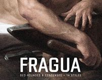 Fragua Rounded Sans & Condensed