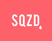 SQZD JUICE / Redesign