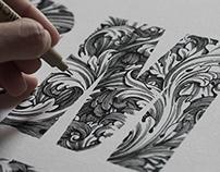 TOMBOY Calligraphy
