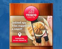 Tesco Canteen (tender submission)