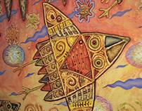 Выставка Юрия Дырина – репортаж