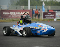 NSR-3 Formula Student Race Car