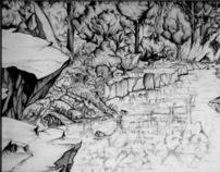 """The Jungle – 2010 (""""8.5 x 11)"""