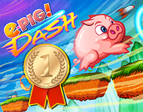 E-PIG! GAMES SAGA - AWARDED INTERNATIONALLY