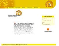 Website: Johannelunds församling, Svenska kyrkan (2001)