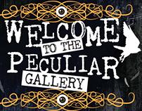 "Ripleys London : ""Peculiar Happens"" Event Branding"