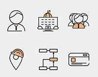Office Icons and Avatars