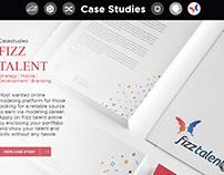 Fizz Talent -Checkout Work of Design & Development