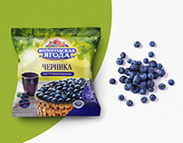 Vologda Berries. The Lace of Taste
