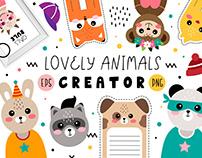 Lovely Animals Creator