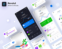 Revolut Version 2 UX study