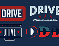 """Drive"" Event Branding"