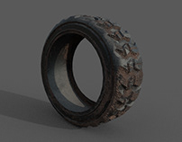 Procedural Tire Tool