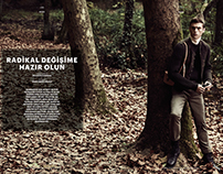 Esquire Turkey Big Black Book