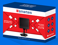 Antenas Wifi Exterior - Smarters