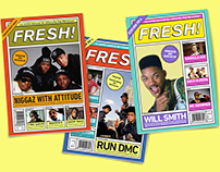 FRESH! / Revista