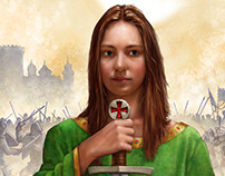 The Templar's Daughter