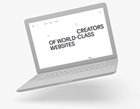 Redesign of Vintage Web Production