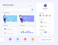 Course/Learning Dashboard