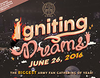 Igniting Dreams: BTS PH Union Fan Gathering