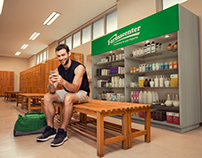 Farmacenter Photos + CGI + Making of