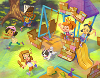 Portfolio 2019 - Children's Book Illustration