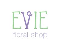 Floral shop identity