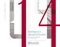 Penn Institute for Urban Research 2015 Annual Report