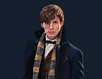 Fantastic beasts and where to find them concept