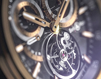 Bell & Ross - BR-X1 collection | CGI