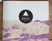 HIKING ON THE MOON N°11