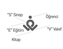 Sinop Eğitim Vakfı Logo, Kurumsal