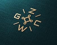 Логотип и текстовый элемент для ателье