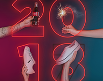 New Year Countdown | Coca-Cola Shoes
