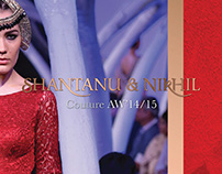 Shantanu & Nikhil - Brochure & Invitation Design