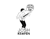 Merchandise for Josh Kempen