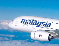 Malaysia Airlines brand identity (proposed design)
