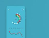 Minimalist Smartphone Mockup