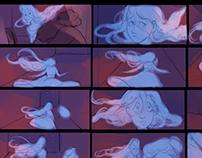 Storyboarding Reel Winter 2015/6