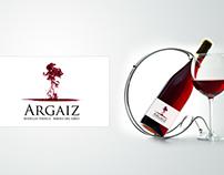 Etiqueta - Vino Argaiz