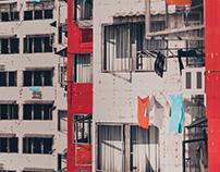 HONG KONG - HIGH RISING