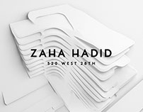 Zaha Hadid – 520 W 28th