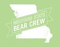 Bear Crew Tshirts
