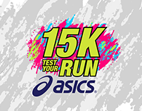 Asics 15K Test your run