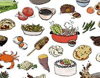50 Childhood Foods