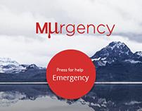 Murgency Mobile App