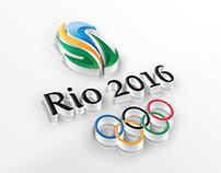 Rio Olympics Logo Re-design