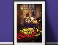 Poster design | Tv-series