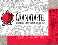 Online-Shop Granatapfel