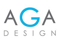 AGA Design Logo